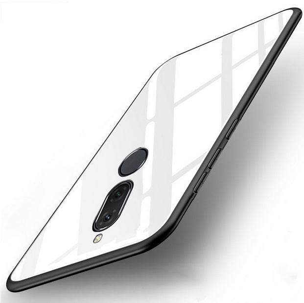 قاب محکم پشت گلس هواوی Makavo Glass case | Huawei Mate 10 Lite |