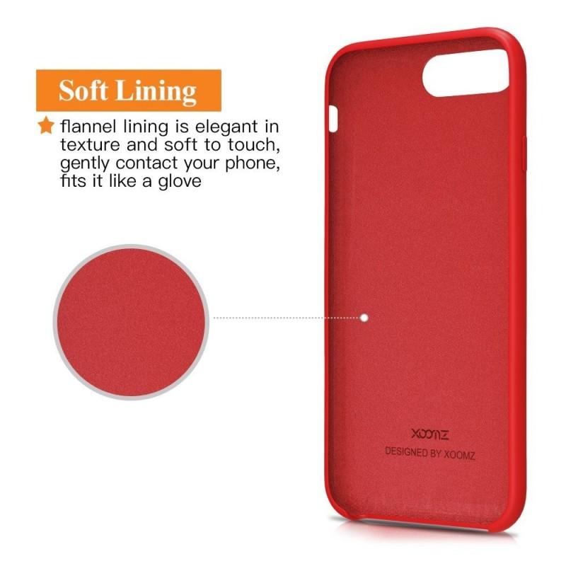 قاب سیلیکونی اوریجینال آیفون Original Silicone Cover | iphone 7 Plus