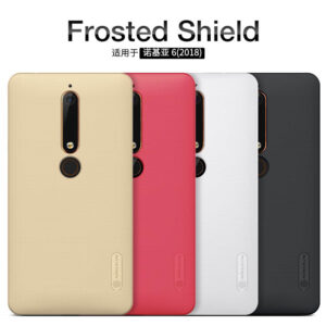 قاب محافظ نیلکین نوکیا Frosted Shield Nillkin Case | Nokia 6 2018