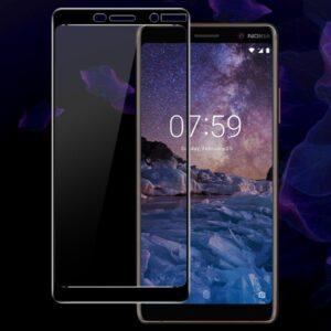 محافظ صفحه نانو تمام چسب منحنی BUFF Nano Full Glass | Nokia 7 Plus