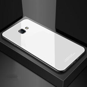 قاب محکم پشت گلس سامسونگ Makavo Case | Galaxy A7 2017