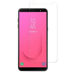 محافظ صفحه نمایش سامسونگ Remax Screen Glass   Galaxy j8 2018