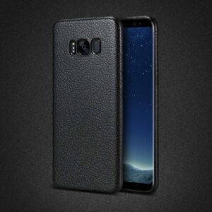 قاب محافظ سامسونگ Baseus Thin Leather Skin Case | Galaxy S8 Plus