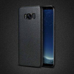 قاب محافظ سامسونگ Baseus Thin Leather Skin Case | Galaxy S8 Plus