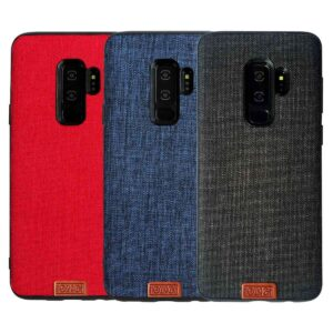 قاب کتان سامسونگ Toraise Cotton Case | Galaxy S9 Plus