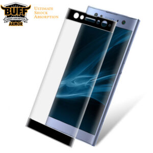 محافظ صفحه نانو تمام چسب سونی BUFF Full Glass | Xperia XA2 Ultra
