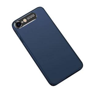 قاب محافظ اتو فوکوس Auto Focus Metal Brush Camera Case | iphone 7 Plus