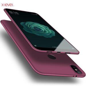 قاب ژله ای ایکس-لول شیائومی X-level Case Xiaomi Mi A2 | Mi 6x