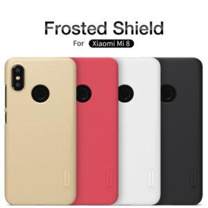 قاب محافظ نیلکین Frosted shield Nillkin case Xiaomi Mi8 | Mi 8