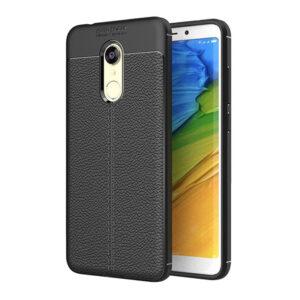 قاب محافظ اتو فوکوس شیائومی Auto Focus Leather Case   Xiaomi Redmi 5