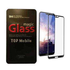 محافظ تمام چسب نوکیا TT Full Glass Nokia X6 | 6.1 Plus