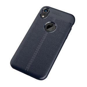 قاب محافظ طرح چرمی اپل Auto Focus Case | iphone XR
