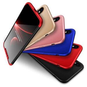 قاب محافظ فول کاور اپل Full Cover 3in1 | iphone XS