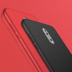 قاب محافظ ژله ای نرم نوکیا Msvii TPU Back Case | Nokia 8