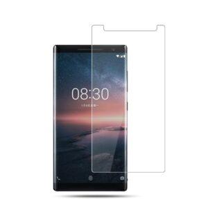 محافظ شیشه ای صفحه نمایش Remax Tempered Glass | Nokia 8 Sirocco