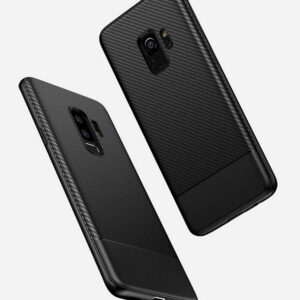 قاب فیبر کربن سامسونگ Remax Carbon Fiber Case | Galaxy A6 Plus 2018