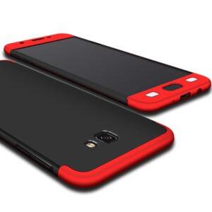 قاب محافظ سه تیکه سامسونگ ipaky Full Cover 3in1 | Galaxy A7 2017