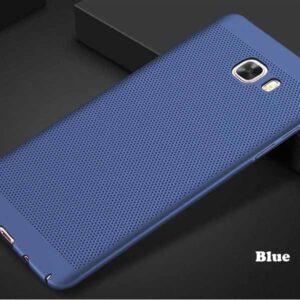 قاب محافظ توری سامسونگ Makavo Slim Hollow case | Galaxy C5 Pro