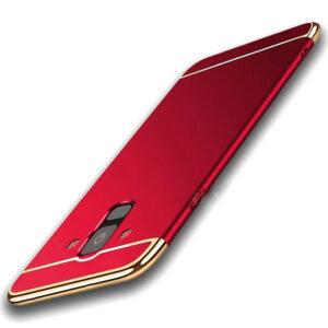 قاب محافظ لاکچری سامسونگ ipaky 3in1 Luxury Case | Galaxy j7 Duo