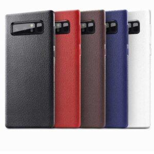 قاب محافظ چرمی سامسونگ Baseus Thin Leather Soft Case | Galaxy Note 8
