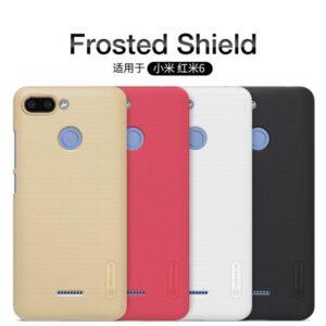 قاب محافظ شیائومی ردمی Frosted Shield Nillkin Case | Xiaomi Redmi 6