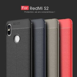 قاب محافظ شیائومی Auto Focus Leather Case Xiaomi Redmi S2 | Redmi Y2