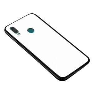 قاب محافظ پشت گلس آنر Makavo Tempered Glass Cover | Honor 9 Lite