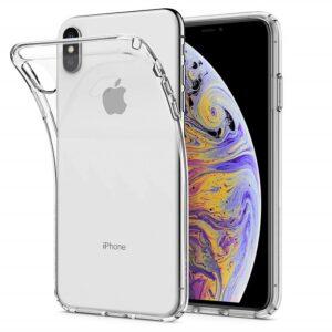 قاب ژله ای شفاف اپل USAMS transparent case | iphone XS Max