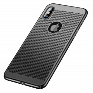 قاب توری گوشی اپل VODEX Cooling Hollow Case | iphone XS