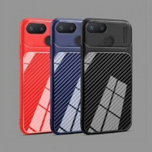 قاب محافظ شیائومی Auto Focus Fiber Carbon Case | Xiaomi Redmi 6