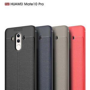 قاب محافظ اتو فوکوس هواوی Auto Focus Leather Case | Huawei Mate 10 Pro