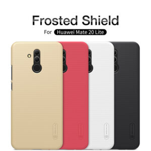 قاب فراستد شیلد شیائومی Frosted Shield Nillkin Case | Huawei Mate 20 Lite