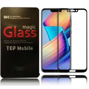 محافظ شیشه ای تمام چسب هواوی Film Full Glass Huawei Nova 3i | P Smart Plus
