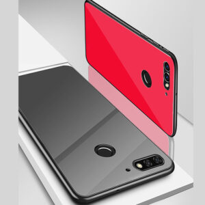 قاب محافظ هواوی Makavo Tempered Glass Cover   Huawei Y6 Prime 2018