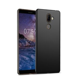 قاب محافظ سخت نوکیا Elk Matte Skin Hard Case | Nokia 7 Plus