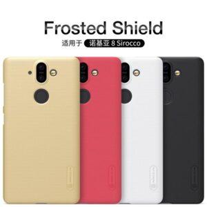 قاب فراستد شیلد نوکیا Frosted Shield Nillkin Case | Nokia 8 Sirocco