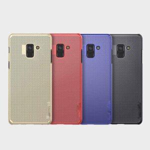 قاب محافظ توری سامسونگ VODEX Air Hollow Case | Galaxy A8 Plus 2018
