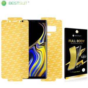 محافظ نانو 360 درجه سامسونگ Bestsuit Golden Nano Protector | Galaxy Note 9