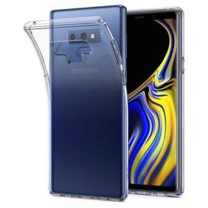 قاب ژله ای شفاف سامسونگ USAMS transparent case | Galaxy Note 9