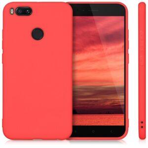 قاب محافظ طرح سیلیکونی شیائومی JMC TPU Silicone Case Xiaomi Mi A1 | Mi 5X