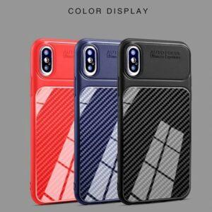 قاب محافظ شیائومی Auto Focus Fiber Carbon Case Xiaomi Mi 6X | Mi A2
