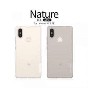 کاور محافظ ژله ای شیائومی Nillkin Nature TPU Cover | Xiaomi Mi 8 SE