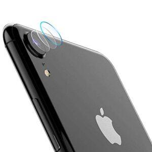 محافظ شیشه ای لنز دوربین اپل Remax Camera Lens Glass | iphone XR