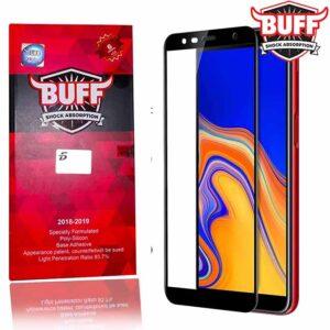 محافظ صفحه بوف نانو سامسونگ BUFF Full Nano 5D Glass | Galaxy j4 Plus