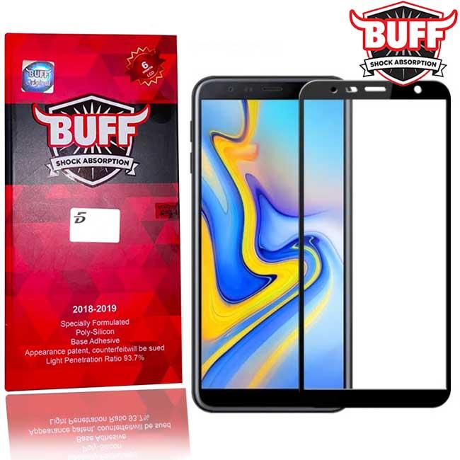 محافظ صفحه بوف سامسونگ BUFF Nano 5D Glass Galaxy j6 Plus | j6 Prime |