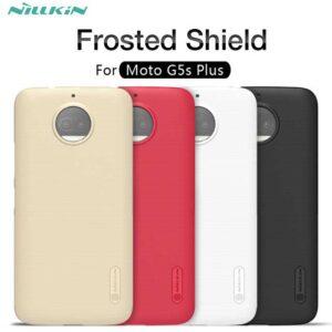 قاب محافظ موتورولا Frosted Shield Nillkin Case | Motorolla Moto G5s Plus