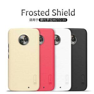 قاب فراستد شیلد موتورولا Frosted Shield Nillkin Case | Motorolla Moto X4