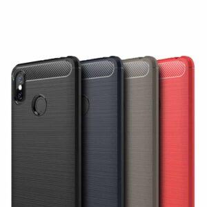 قاب محافظ فیبر کربن شیائومی Carbon Fiber Rugged Case | Xioami Mi Max 3