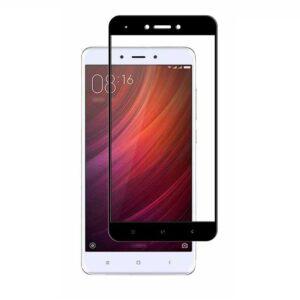 محافظ صفحه تمام چسب شیائومی Mi 5D Full Glass | Xiaomi Redmi Note 4x