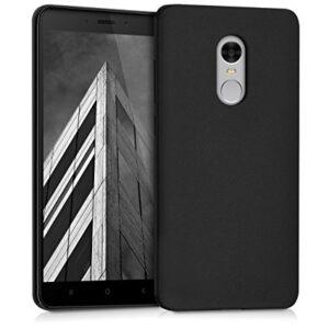 قاب طرح سیلیکونی شیائومی JMC Silicone Case | Xiaomi Redmi Note 4x
